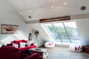 Фото 11 Планировка и дизайн квартир с выходом на крышу: тренды и советы дизайнеров