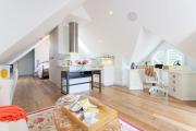 Фото 12 Планировка и дизайн квартир с выходом на крышу: тренды и советы дизайнеров