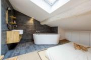 Фото 3 Планировка и дизайн квартир с выходом на крышу: тренды и советы дизайнеров