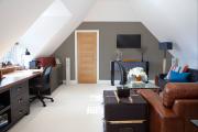 Фото 27 Планировка и дизайн квартир с выходом на крышу: тренды и советы дизайнеров