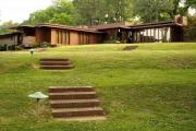 Фото 26 Обаяние антиурбанизма (50+ фото): обзор «Дома над водопадом» Фрэнка Ллойда Райта и почему он так знаменит?