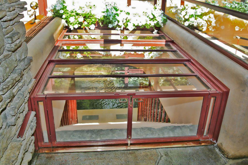 Дом над водопадом: Секреты шедевра Фрэнка Райта 50 фото ��
