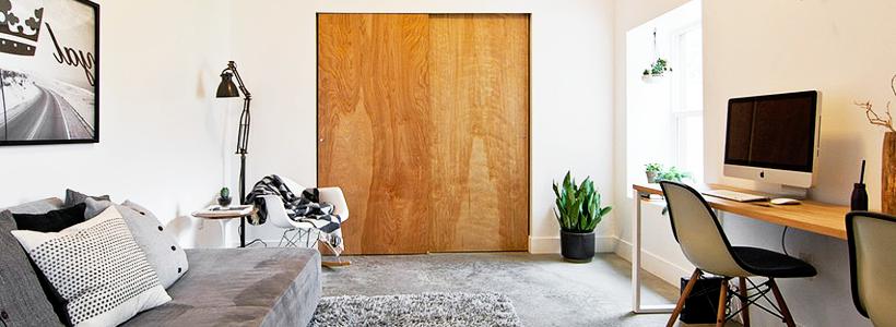 Как выбрать фасады для шкафов-купе? Виды, материалы и рекомендации дизайнеров
