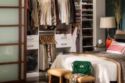 Фото 3 Как выбрать фасады для шкафов-купе? Виды, материалы и рекомендации дизайнеров