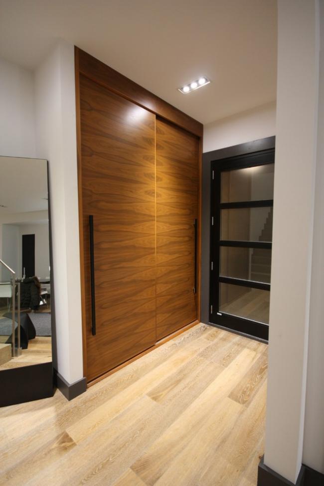 Двери из МДФ с покрытием под натуральную древесину