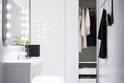 Фото 1 Как выбрать фасады для шкафов-купе? Виды, материалы и рекомендации дизайнеров