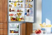 Фото 21 Встроенный в шкаф холодильник: выбор техники и виды установки для максимального комфорта