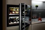 Фото 2 Встроенный в шкаф холодильник: выбор техники и виды установки для максимального комфорта