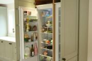 Фото 15 Встроенный в шкаф холодильник: выбор техники и виды установки для максимального комфорта