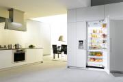 Фото 17 Встроенный в шкаф холодильник: выбор техники и виды установки для максимального комфорта