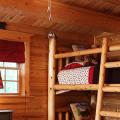 Кантри-настроение: создаем интерьер детской комнаты в деревянном доме фото