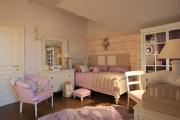 Фото 22 Кантри-настроение: создаем интерьер детской комнаты в деревянном доме