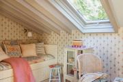 Фото 6 Кантри-настроение: создаем интерьер детской комнаты в деревянном доме
