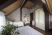 Фото 8 Кантри-настроение: создаем интерьер детской комнаты в деревянном доме