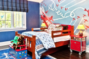 Фото 34 Кантри-настроение: создаем интерьер детской комнаты в деревянном доме