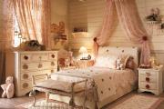 Фото 10 Кантри-настроение: создаем интерьер детской комнаты в деревянном доме