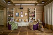 Фото 23 Кантри-настроение: создаем интерьер детской комнаты в деревянном доме