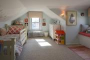 Фото 24 Кантри-настроение: создаем интерьер детской комнаты в деревянном доме