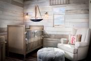 Фото 13 Кантри-настроение: создаем интерьер детской комнаты в деревянном доме