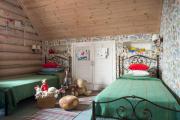 Фото 26 Кантри-настроение: создаем интерьер детской комнаты в деревянном доме