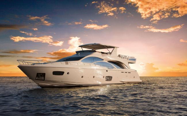 При обустройстве яхты необходимо учитывать высокую влажность и возможность сильной качки