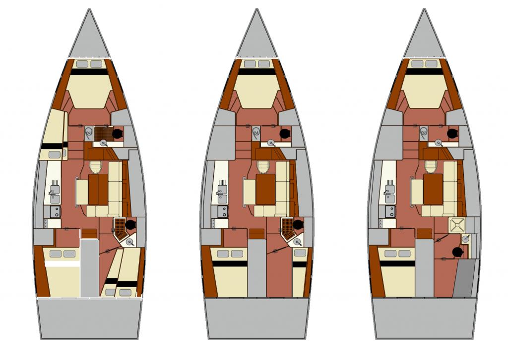 Интерьеры яхт ⛵ 65 фото дизайна, которые поражают воображение!