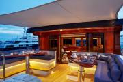 Фото 6 Интерьеры роскошных яхт (65+ фото): трендовые идеи дизайнеров и лучшие материалы отделки