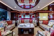 Фото 10 Интерьеры роскошных яхт (65+ фото): трендовые идеи дизайнеров и лучшие материалы отделки