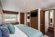 Фото 33 Интерьеры роскошных яхт (65+ фото): трендовые идеи дизайнеров и лучшие материалы отделки