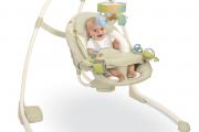 Фото 1 Детские качели для новорожденных Грако (50+ фото): описание, отзывы и инструкция для популярных моделей Loving Hug, Silhouette и Sweetpeace