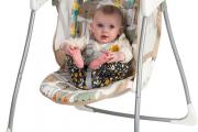 Фото 23 Детские качели для новорожденных Грако (50+ фото): описание, отзывы и инструкция для популярных моделей Loving Hug, Silhouette и Sweetpeace