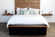 Фото 11 Как сделать кровать из дерева своими руками (65+ фото): идеи, материалы, чертежи и советы экспертов