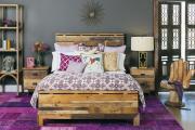 Фото 22 Как сделать кровать из дерева своими руками (65+ фото): идеи, материалы, чертежи и советы экспертов