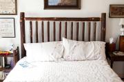 Фото 3 Как сделать кровать из дерева своими руками (65+ фото): идеи, материалы, чертежи и советы экспертов