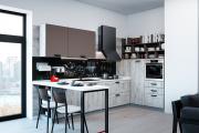 Фото 4 Кухни Дриада (60+ фото в интерьере): обзор стильных, качественных и недорогих кухонных гарнитуров