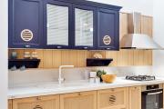 Фото 17 Кухни Дриада (60+ фото в интерьере): обзор стильных, качественных и недорогих кухонных гарнитуров