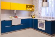 Фото 28 Кухни Дриада (60+ фото в интерьере): обзор стильных, качественных и недорогих кухонных гарнитуров