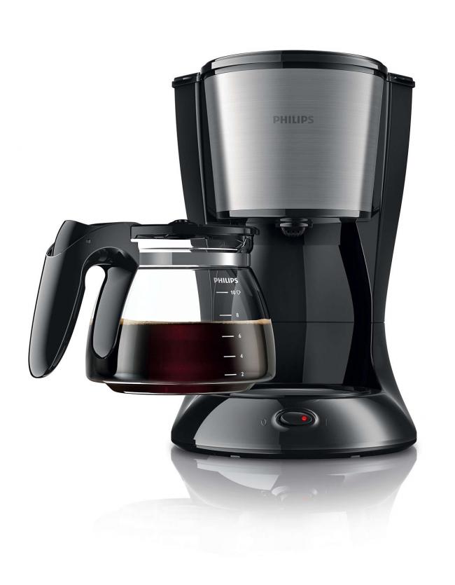 Быстрое приготовление в изящной кофеварке