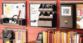 На своих местах: выбираем идеальный настенный органайзер для дома фото