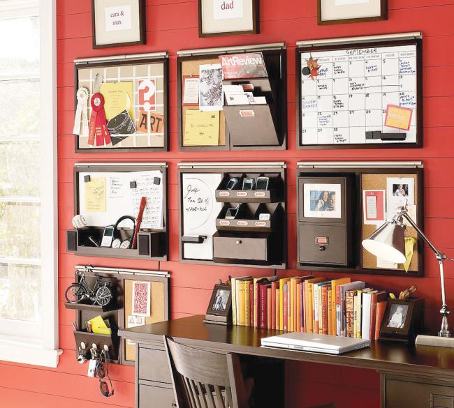 Органайзеры призваны помогать поддерживать порядок в доме: каждой вещи свое место!