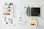 Фото 32 На своих местах: выбираем идеальный настенный органайзер для дома