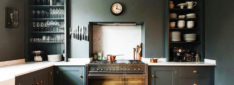 Дизайн кухни с нишей в стене или под окном: обзор стильных фотоидей и варианты перепланировки