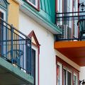 Остекление балконов с выносом: современные способы и технологии фото