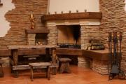 Фото 11 Печь-камин из кирпича: как выбрать место и все секреты уютной каминной зоны