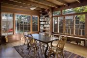Фото 9 Полки на потолке: как сэкономить полезное пространство в квартире? Идеи и советы