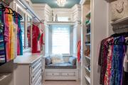 Фото 10 Полки на потолке: как сэкономить полезное пространство в квартире? Идеи и советы