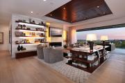 Фото 22 Полки на потолке: как сэкономить полезное пространство в квартире? Идеи и советы