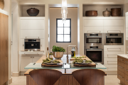 Фото 24 Полки на потолке: как сэкономить полезное пространство в квартире? Идеи и советы