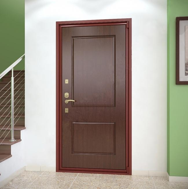 Прочная дверь - лучший защитник