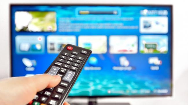Дистанционный пульт - наиболее распространенный способ управления TV